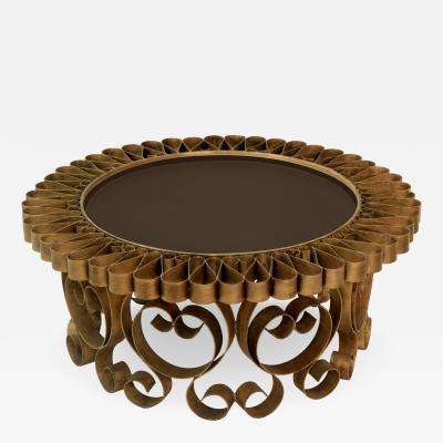 Studio Made Gilded Bronze Coffee Table