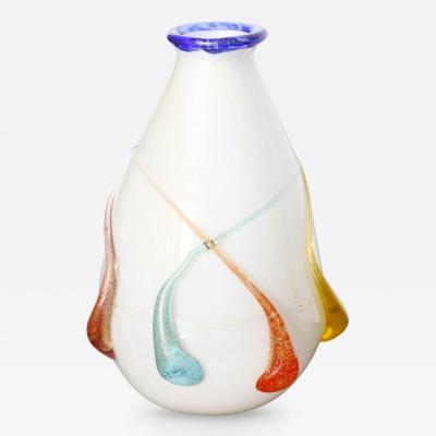 Studio Made Glass Vase