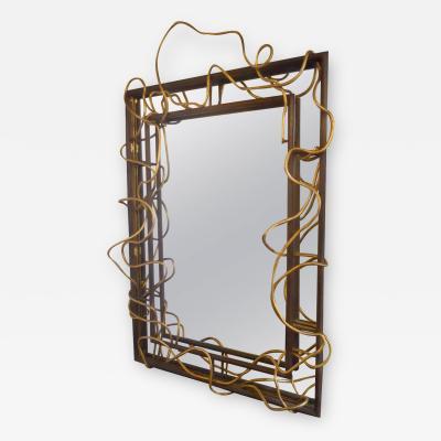 Substantial Modernist Mirror