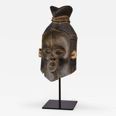 Suku Helmet Mask D R Congo
