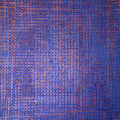 Susan Bleakley Walking Through The Blue