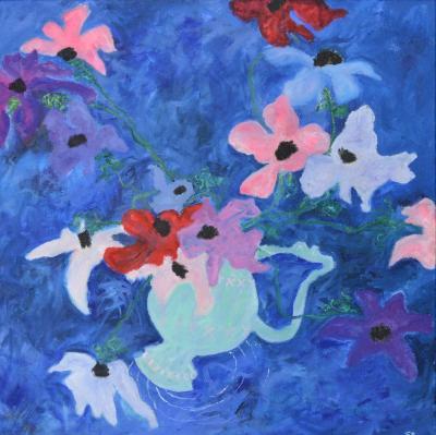 Susan Bleakley Winter Anemones