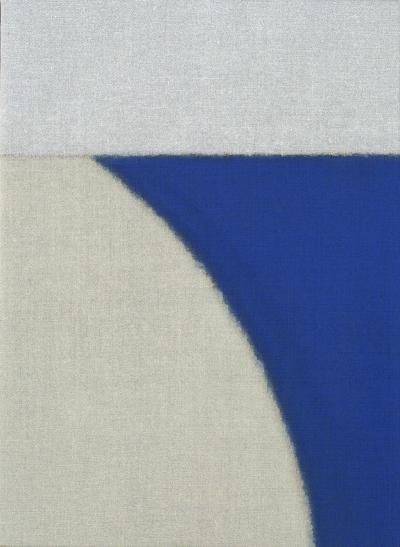 Susan Vecsey Untitled Blue
