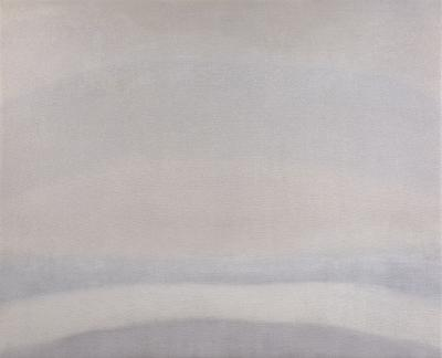 Susan Vecsey Untitled White Gray