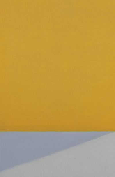 Susan Vecsey Untitled Yellow Orange