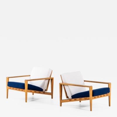 Svante Skogh SVANTE SKOGH EASY CHAIRS