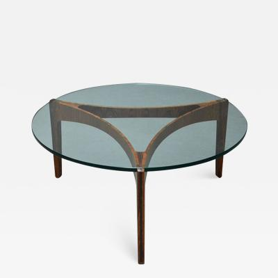 Sven Ellekaer Circular lounge table