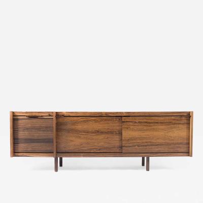 Sven Ivar Dysthe Scandinavian Mid Century Rosewood Sideboard by Sven Ivar Dysthe