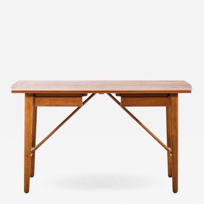Svend Aage Madsen Desk Produced by K Knudsen S n