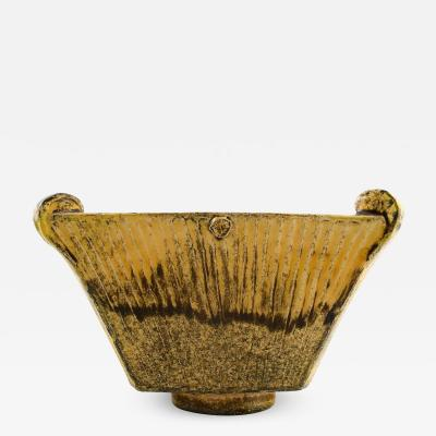 Svend Hammersh i Hammershoj Glazed ceramic vase
