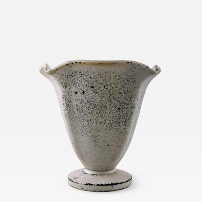 Svend Hammersh i Hammershoj Glazed vase