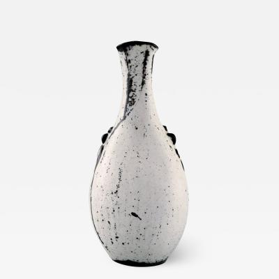 Svend Hammersh i Hammershoj Stoneware vase