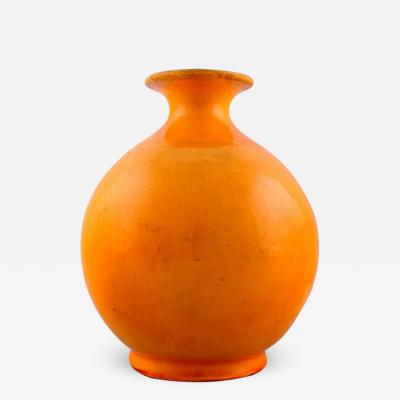 Svend Hammersh i Hammershoj Svend Hammersh i for Denmark HAK Round vase in glazed stoneware