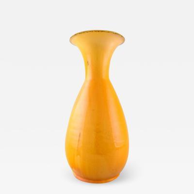 Svend Hammersh i Hammershoj Svend Hammersh i for K hler Denmark Large glazed stoneware vase