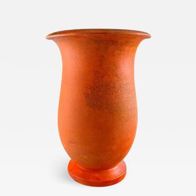 Svend Hammersh i Hammershoj Svend Hammersh i for K hler HAK Large floor vase in glazed stoneware