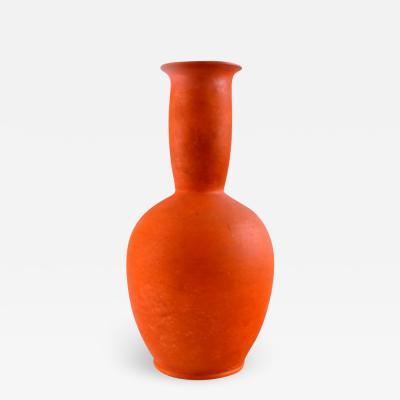 Svend Hammersh i Hammershoj Svend Hammersh i for K hler HAK Vase in glazed stoneware