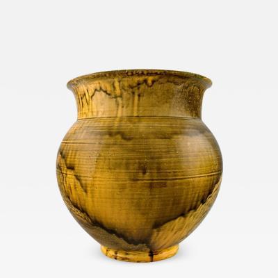 Svend Hammersh i Hammershoj Very large K hler Denmark Svend Hammersh i glazed floor vase in stoneware