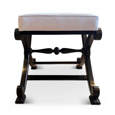 Swedish Art Deco Lacquered Bench
