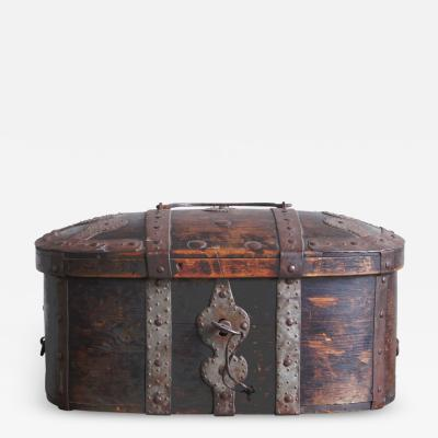 Swedish Early 19th Century Provisions Box