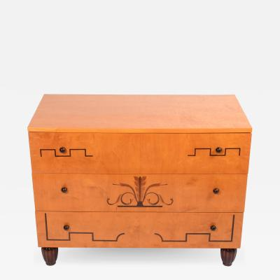 Swedish Grace Chest of Drawers