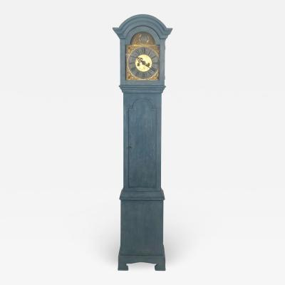 Swedish Grandfather Clock 18th Century