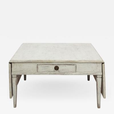 Swedish Gustavian Low Table