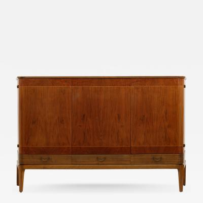 Swedish Modern Cabinet in the Style of Axel Larsson 1940s