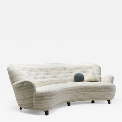 Swedish Modern Sofa Sweden 1940s