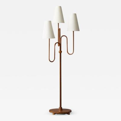 Swedish Modernist Lamp 1930s