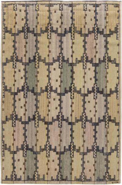 Swedish Tapestry Weave by Marta Mass Fjetterstrom