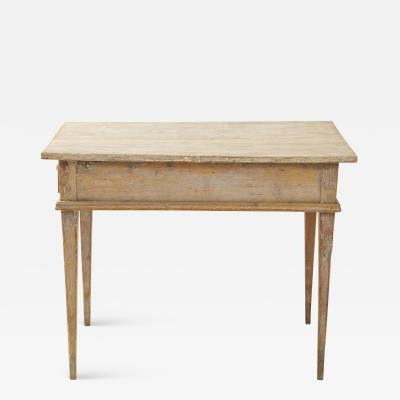 Swedish Writing desk with Single drawer