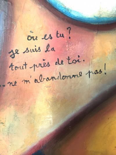 Sylvain Legrand Ou es Tu Je suis L