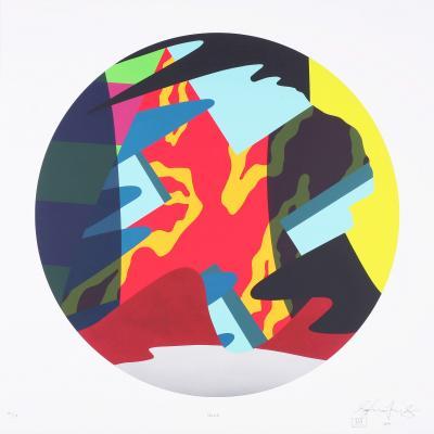 Sylvain Louis Seize Nova Giclee on Archival Paper Ed 3 20