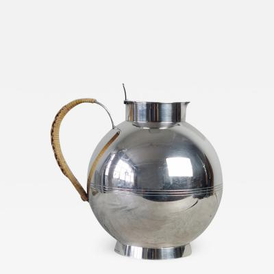 Sylvia Stave Silver Decanter by Sylvia Stave
