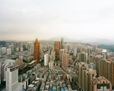 Sze Tsung Leong Sze Tsung Leong Luohu District Shenzhen from Cities series