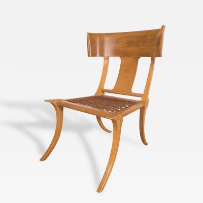 T H Robsjohn Gibbings A Fine T H Robsjohn Gibbings Klismos Saridis Chair