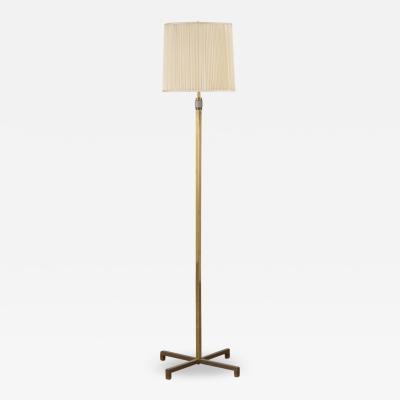 T H Robsjohn Gibbings Brass T H Robsjohn Gibbings Floor Lamp