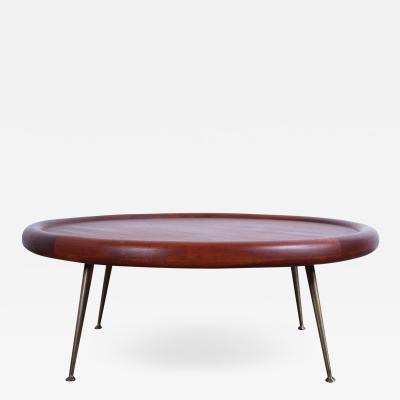 T H Robsjohn Gibbings Coffee Table by T H Robsjohn Gibbings for Widdicomb