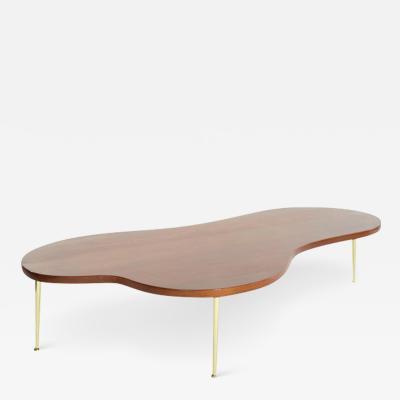 T H Robsjohn Gibbings Freeform Coffee Table Model 1759 by T H Robsjohn Gibbings circa 1950s