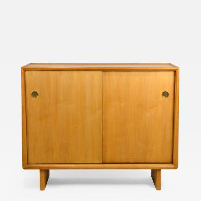 T H Robsjohn Gibbings Impeccable Gentlemans Chest or Cabinet by T H Robsjohn Gibbings