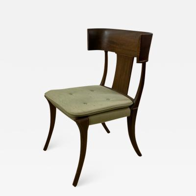 T H Robsjohn Gibbings KLISMOS CHAIR DESIGNED BY THEODORE ROBSJOHN GIBBINGS