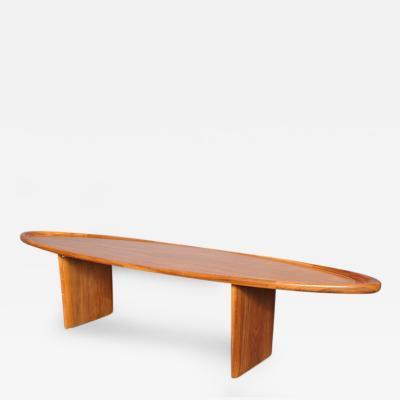 T H Robsjohn Gibbings Low Table by T H Robsjohn Gibbings