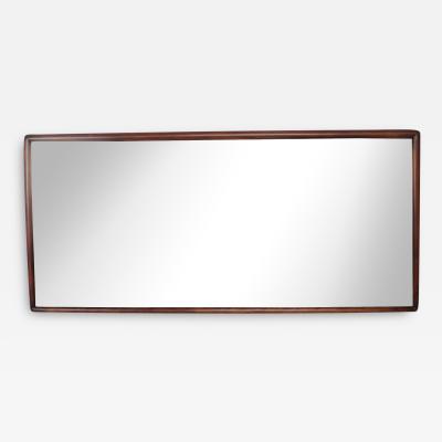 T H Robsjohn Gibbings Mirror by T H Robsjohn Gibbings for Widdicomb Mid Century Modern Classic 1950s