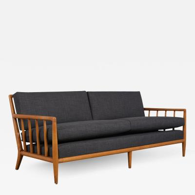 T H Robsjohn Gibbings Modern Sofa in the Style of T H Robsjohn Gibbings