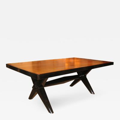 T H Robsjohn Gibbings Modernist Dining Table Robsjohn Gibbings