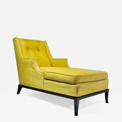 T H Robsjohn Gibbings Rare Chaise by T H Robsjohn Gibbings
