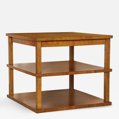 T H Robsjohn Gibbings Rare Early Lamp Table by TH Robsjohn Gibbings