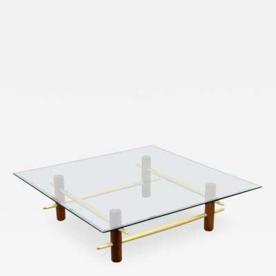 T H Robsjohn Gibbings Rare T H Robsjohn Gibbings Coffee Table Circa 1960