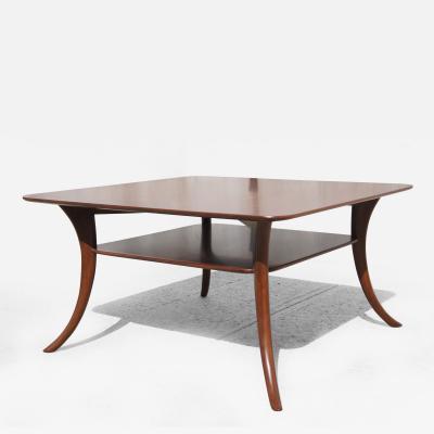 T H Robsjohn Gibbings Saber Leg Coffee Table by T H Robsjohn Gibbings for Widdicomb