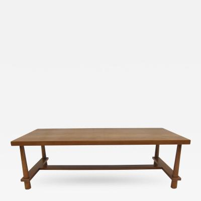 T H Robsjohn Gibbings T H Robsjohn Gibbings Coffee Table Bleached Walnut